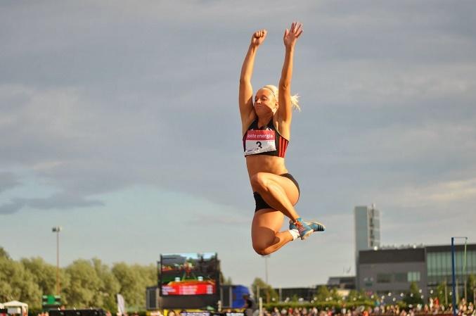 Marika Partinen rikkoi 10 vuotta vanhan ennätyksensä