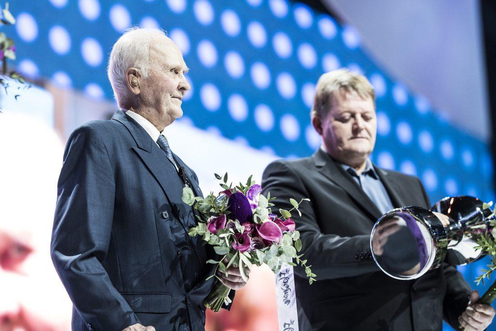 Seppo Räty Hall Of Fameen
