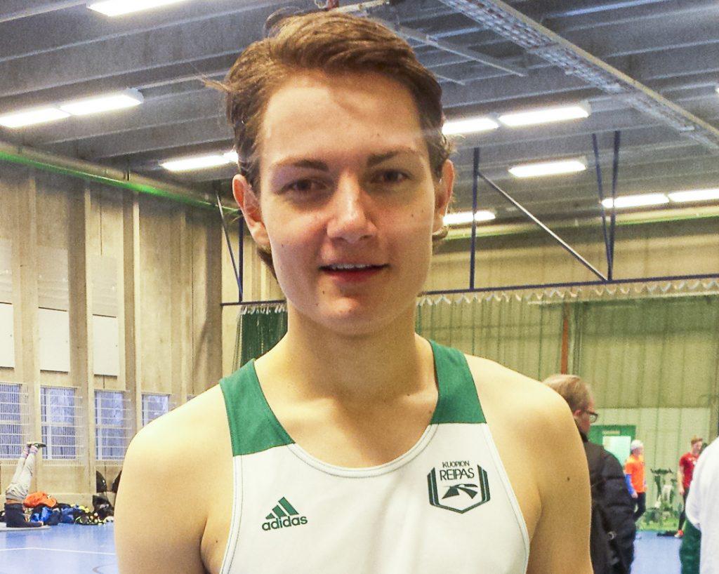 Samu Mikkonen 22-vuotiaiden 1500 metrin voittoon - Kestävyyslajit 5.3.