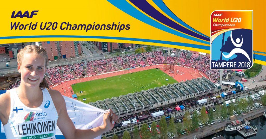 Suomelta yli 30 urheilijan joukkue nuorten MM-kisoihin