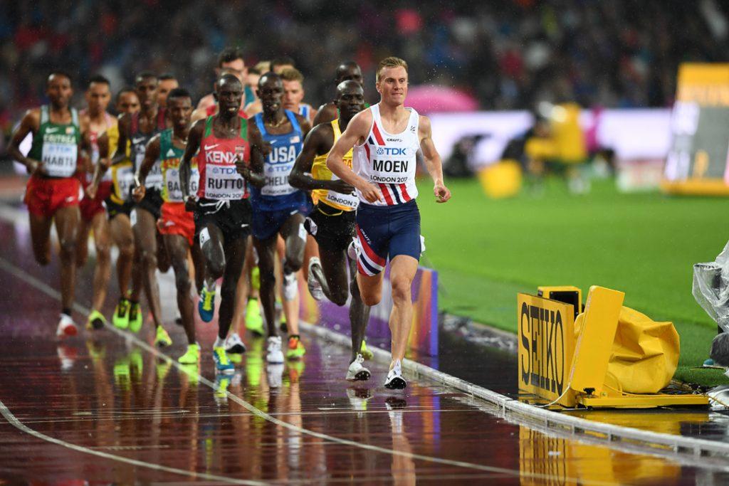 Maratonin EE-tulos yllätti Moenin: Odotin juoksevani 2.07:ään