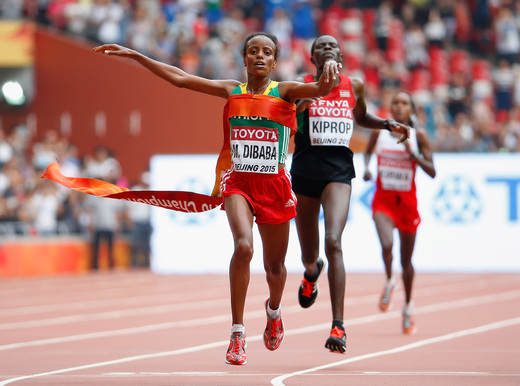 Mare Dibaba voitti loppukirissä – Hyryläinen maratonin 29:s