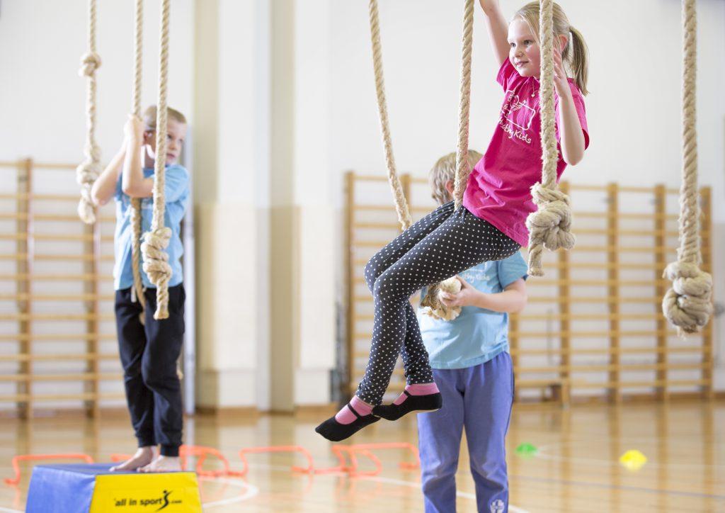 Kahdeksan uutta seuraa Nestlé Healthy Kids –ohjelmaan