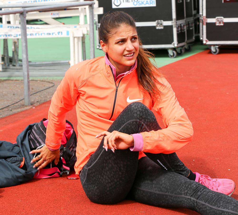 Neziri mukaan MM-joukkueeseen: Oma ennätys minimitavoite