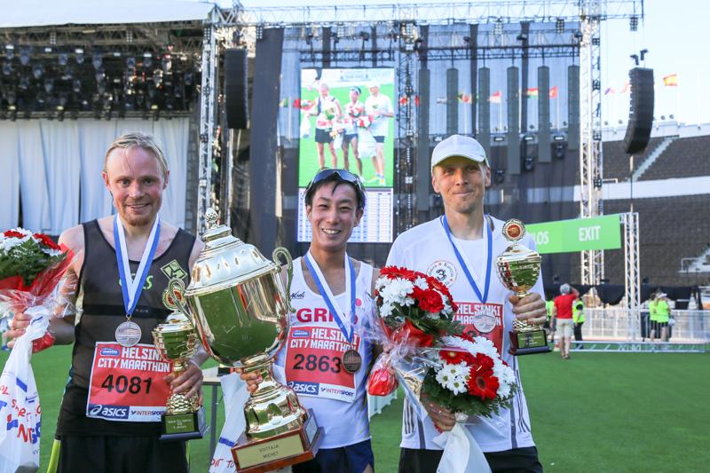 Elina Junnila voitti HCM:n