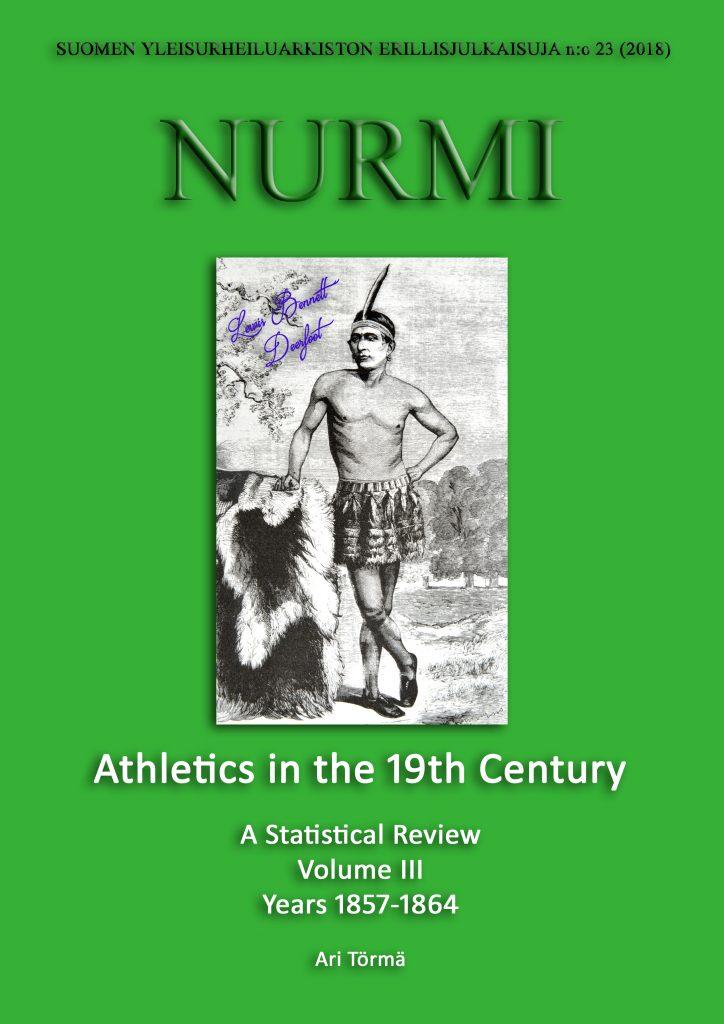 Nieminen: Yleisurheiluarkistolla ainutlaatuinen 1800-luvun tutkimusohjelma