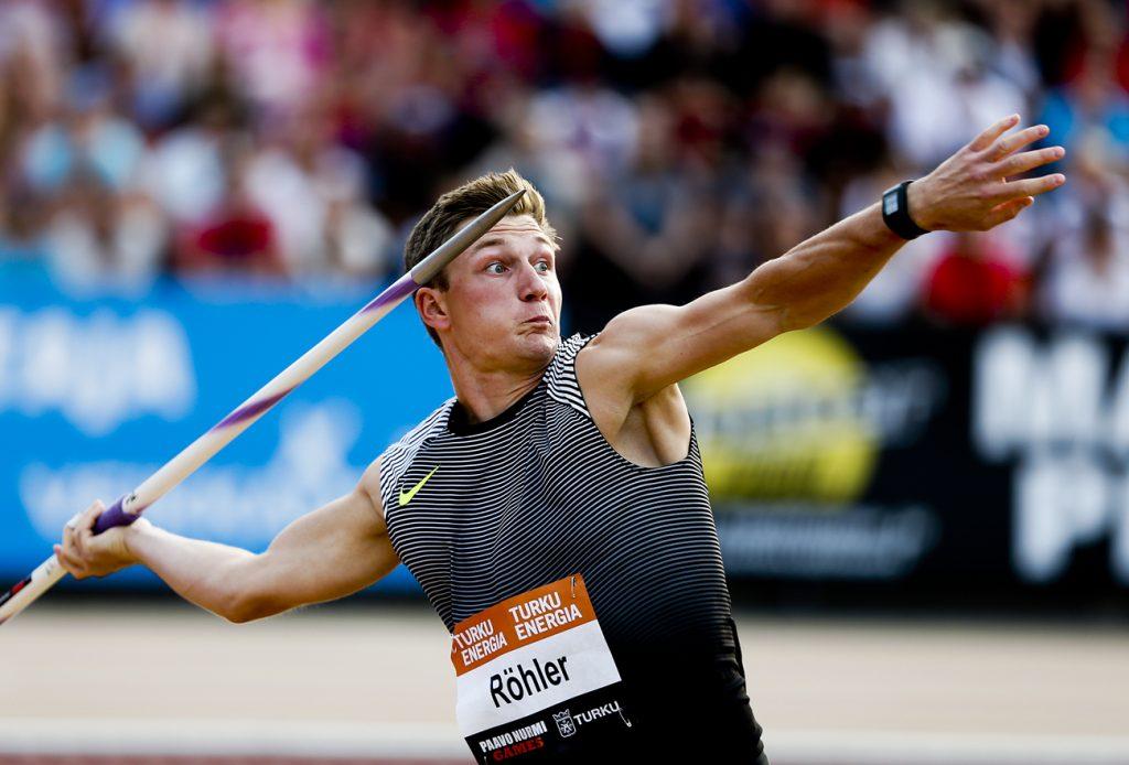 IAAF Riossa: Paavo Nurmi Games nousi huippusarjaan