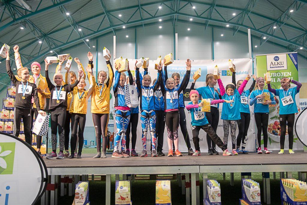 Porvoon Urheilijat voittoon Flying Finns -seurakilpailussa