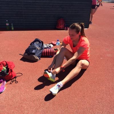 Aino Paunonen voitti Turussa hyvävauhtisen 400 metriä