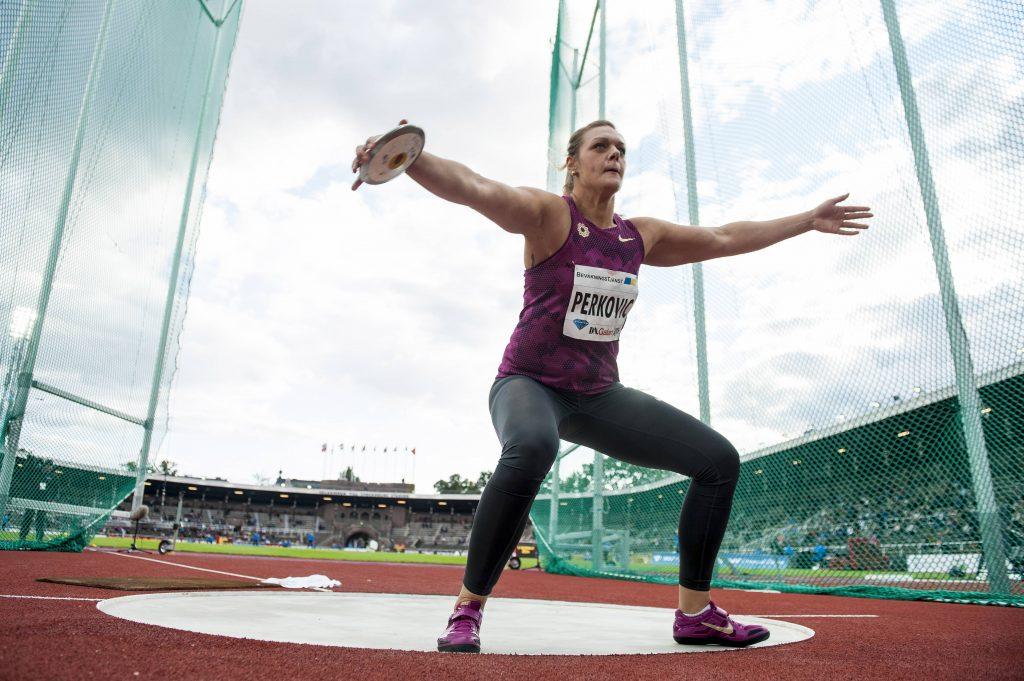 Perkovic avasi kauden 70 metrin heitolla