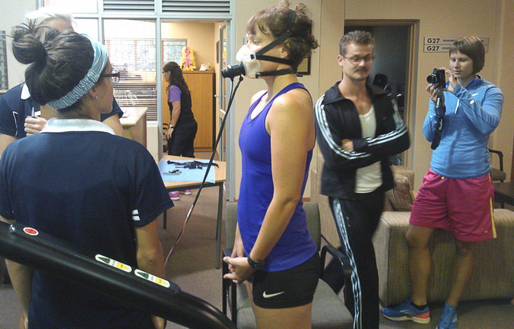 Yleisurheilijoille personal trainer -koulutusta Portugalissa