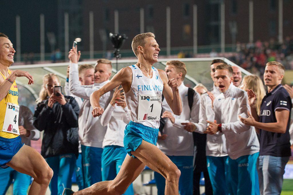 Yleisurheilijoita mukana Sykähdyttävin urheiluhetki 2018 -äänestyksessä