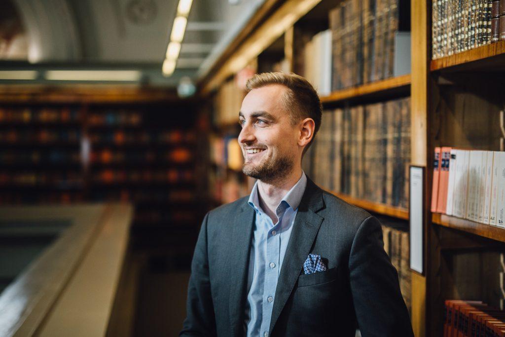 Kehitysjohtaja Eero Rämö siirtyy Tekirin palvelukseen