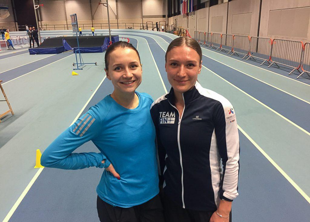Hurske ja Bogdanoff: Tavoitteena kaksoisvoitto