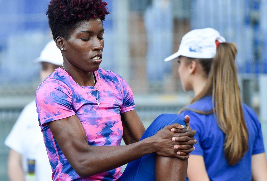 200 metrin mestari hylättiin