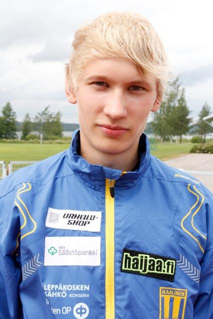 Samuelsson pinkoi Hämeenlinnan Tähtikisoissa 10