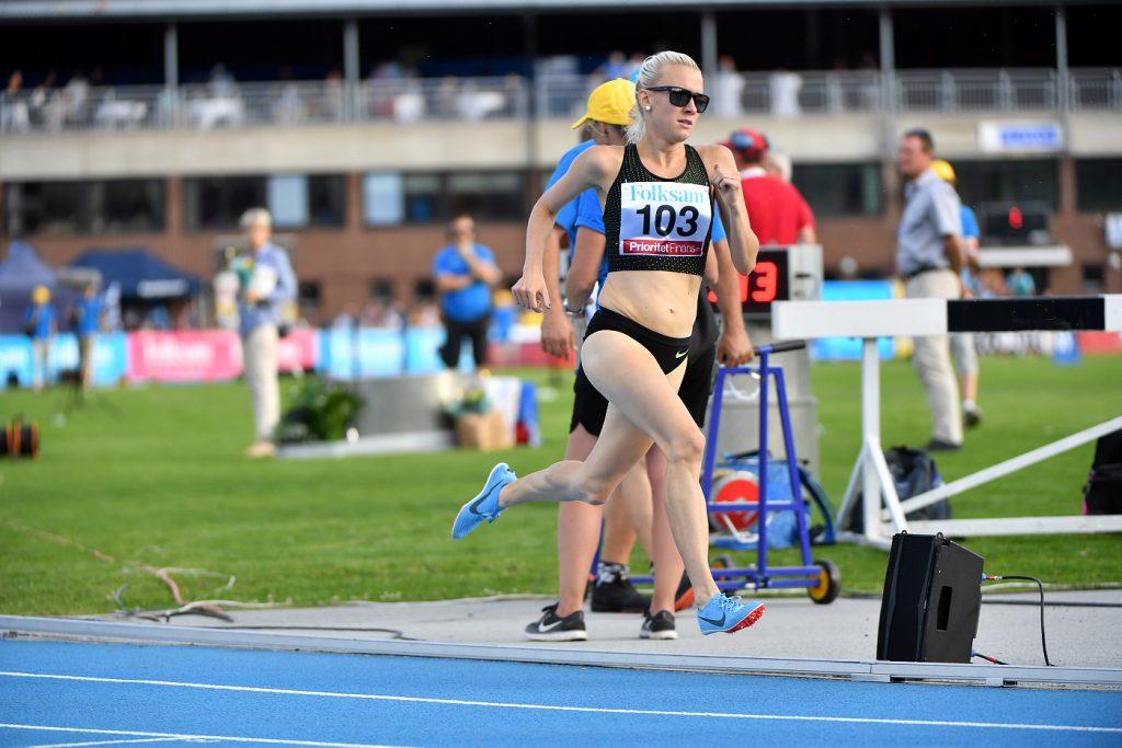Eriksson juoksee esteet ensi kertaa kahteen vuoteen: Haluan rikkoa EM-rajan