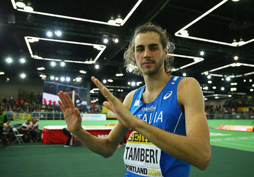 Tamberi teki ennätyksen ja teloi jalkaansa