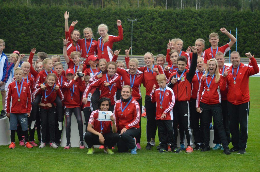 Tampereen Pyrintö voitti Tera-sarjan