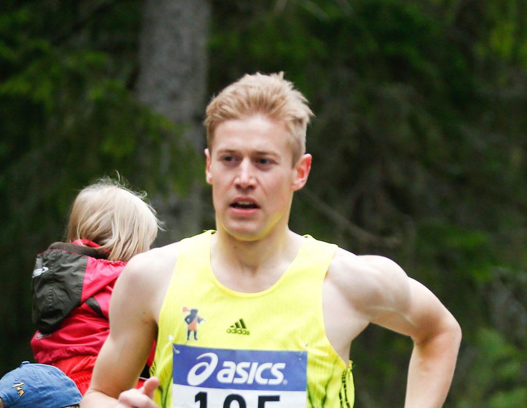 Janne Ukonmaanaho voitti Terwakympin Oulussa
