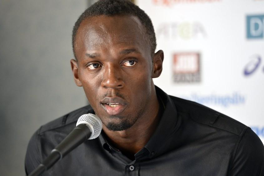 "Bolt valmis Lontoon 200 m:lle: ""Takareisi on kunnossa"""