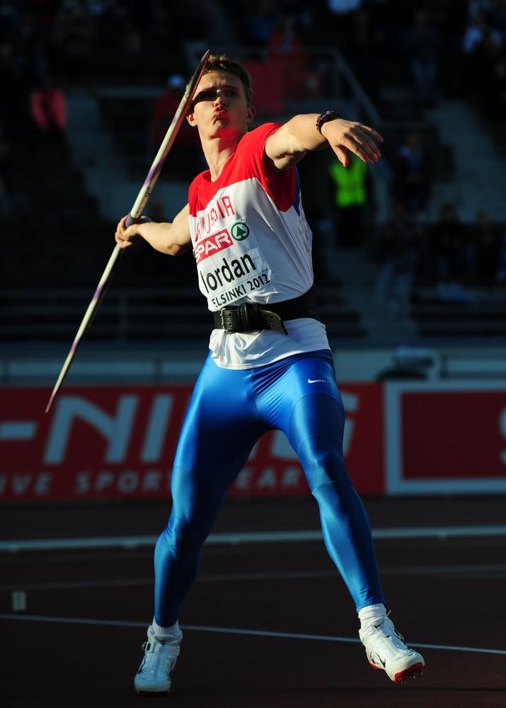 Valeri Iordan voitti keihäänheiton Euroopan cupin