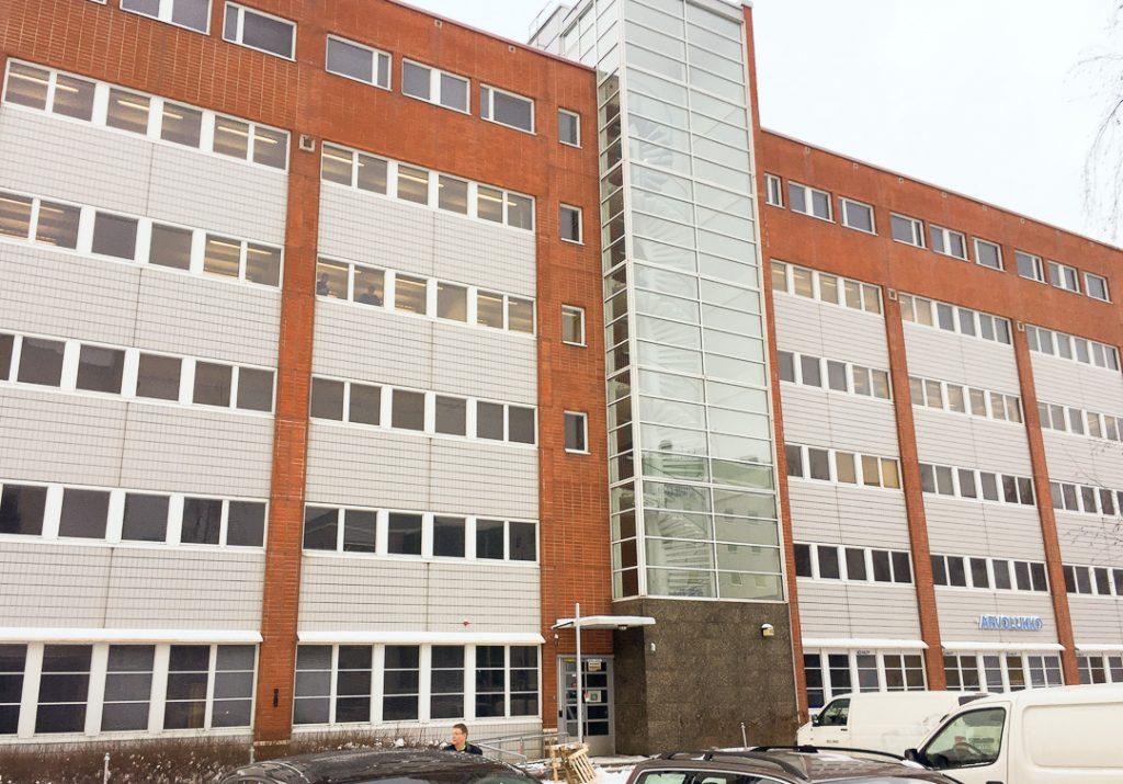 SUL:n toimisto muutti Valimotielle Helsingin Pitäjänmäkeen