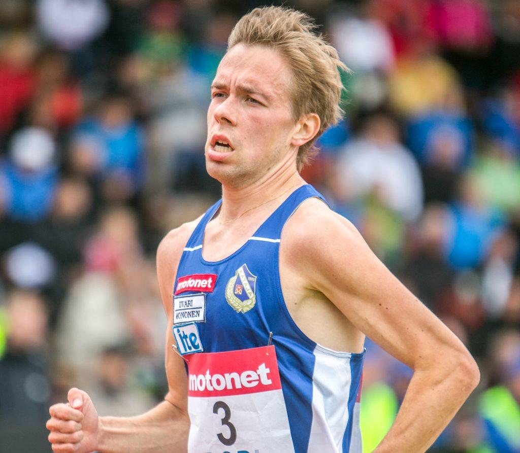 Vattulainen kohensi puolimaratonin ennätystään Napolissa