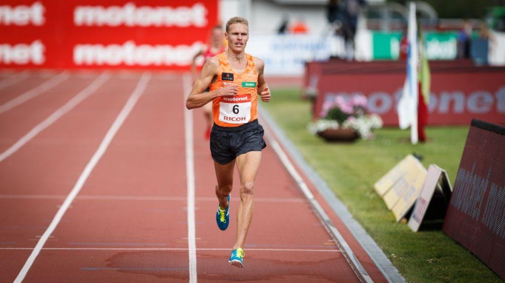 Raitanen tavoittelee 3000 metrin EM-hallirajaa Helsingissä