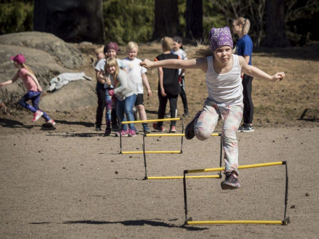 Elovena Voimapäiviä 30 koulussa ympäri Suomen
