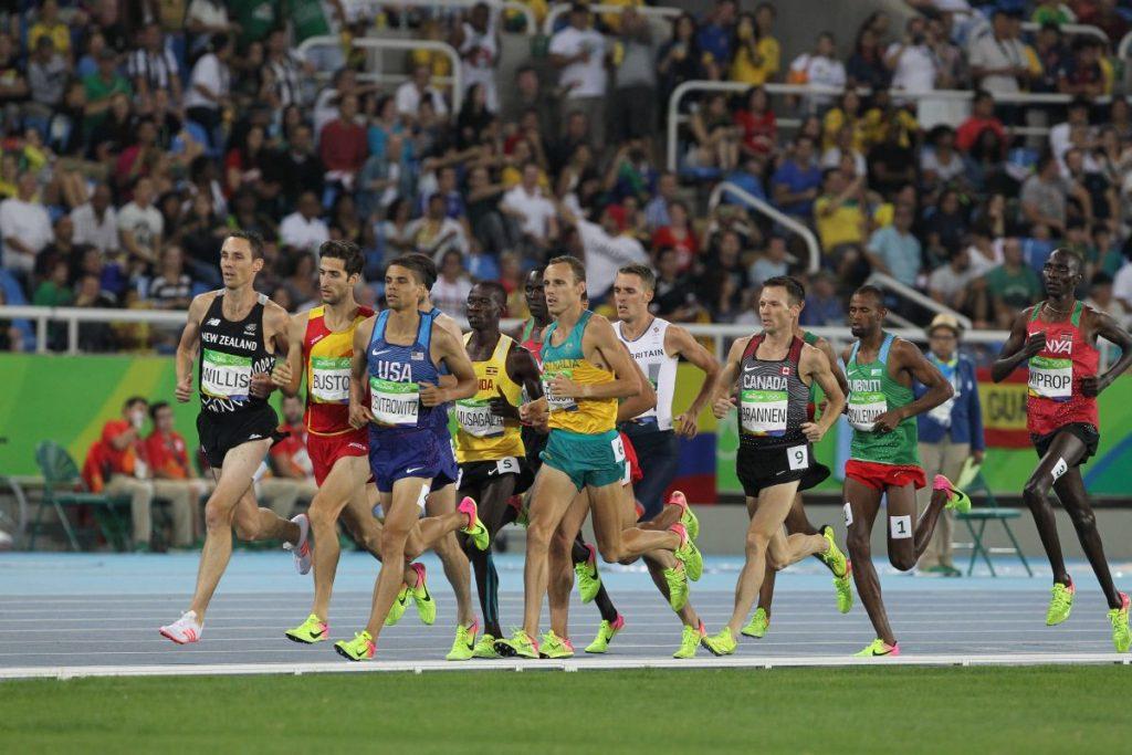 Tokion olympiakisoihin tulosrajoilla ja rankingilla