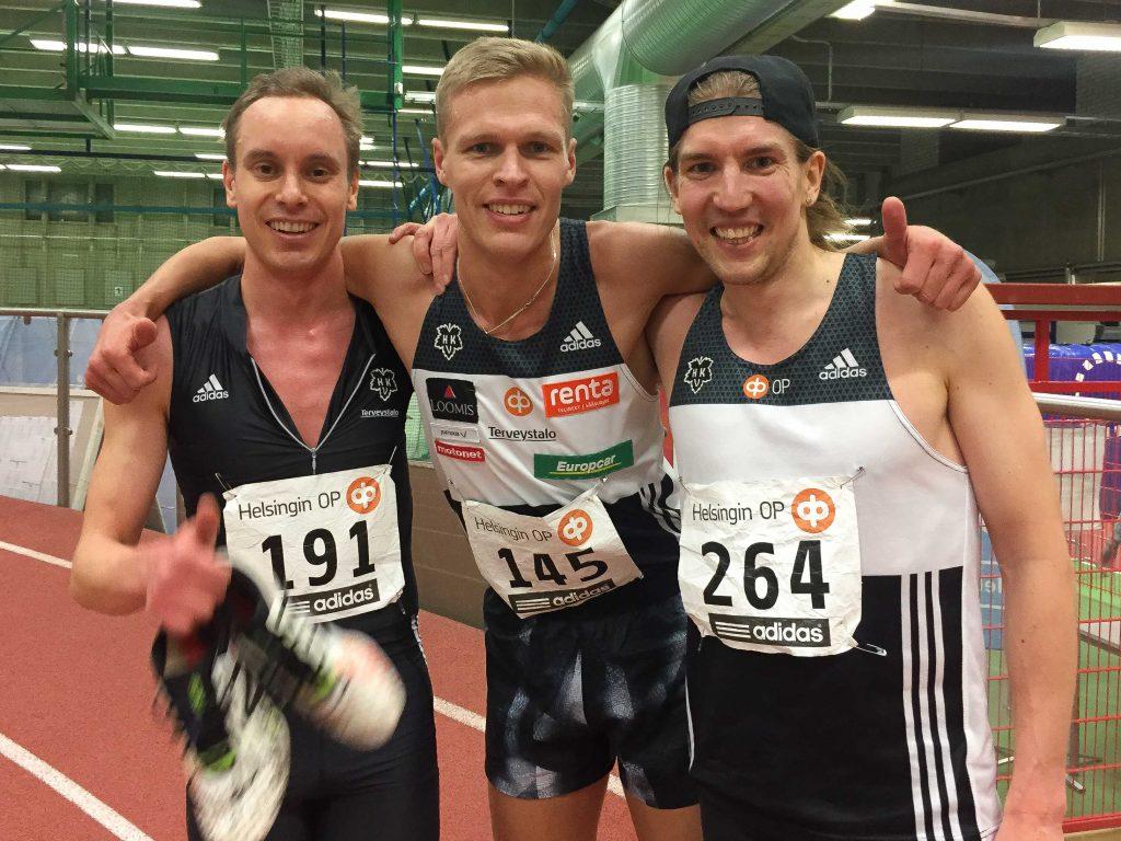 Topi Raitanen alitti komeasti 3000 metrin EM-hallirajan