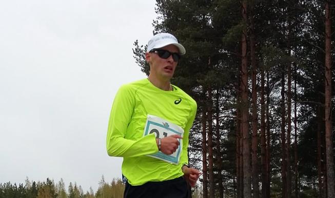 Ojala ja Nurmi ennätyksiin räntäsateessa