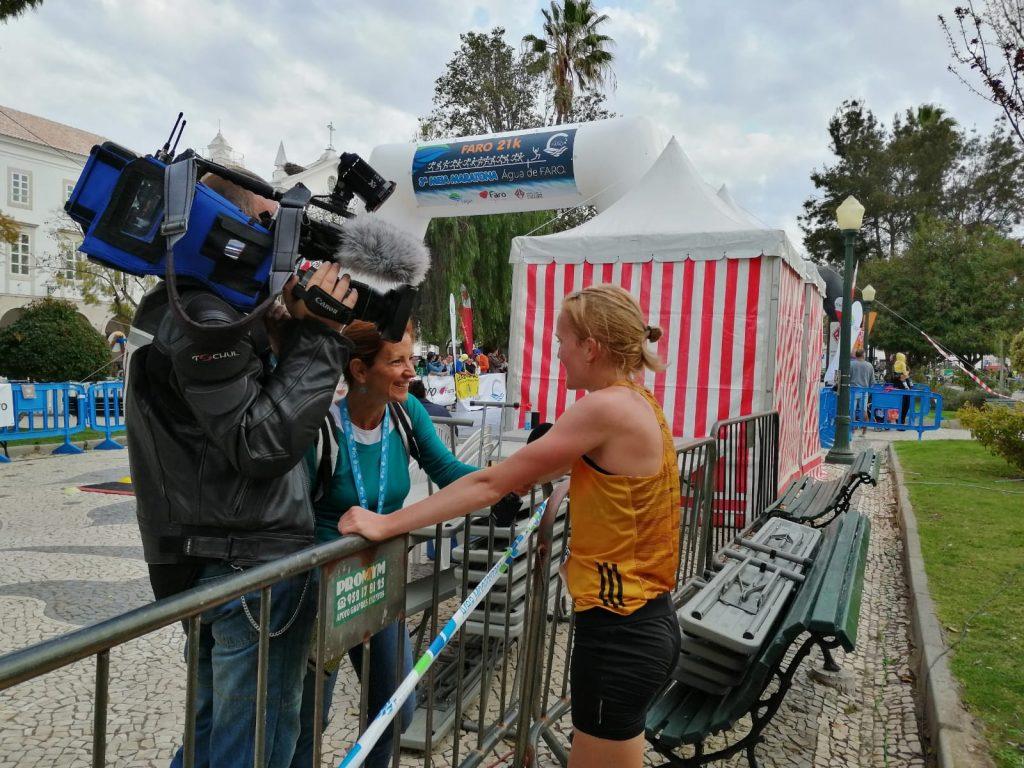 """Nylund voitti katujuoksun Farossa: """"Hyvä treenikilpailu"""""""