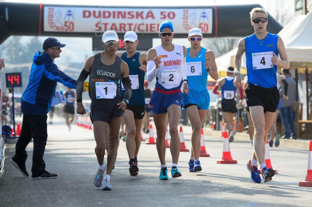 """Partanen käveli Dudincessa toiseksi ja alitti Tokion olympiarajan: """"Perussuoritus"""""""