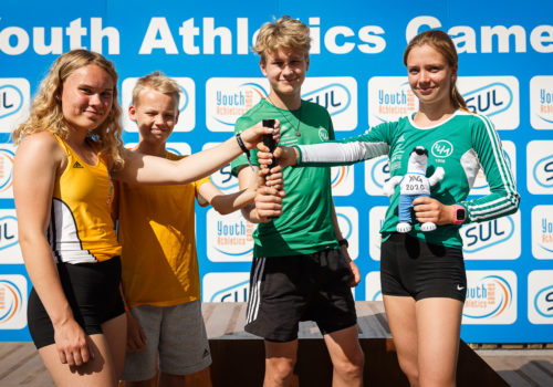 Youth Athletics Games 2020 Lappeenrannassa