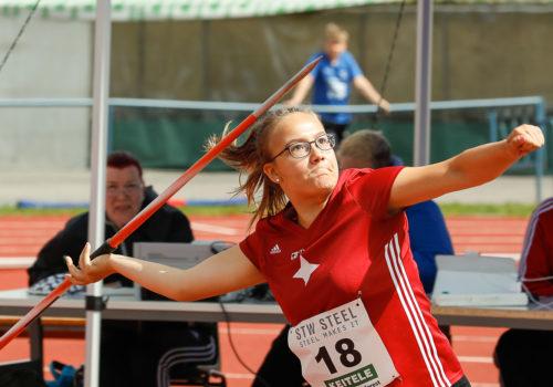 Euroopan nuorten olympiafestivaaleılle 28 yleisurheilijaa