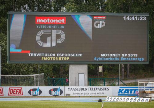 Espoon Motonet GP:n livetulokset, starttilistat ja aikataulu, kisa näkyy Ylen TV2-kanavalla