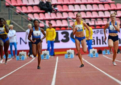 Suomi vahvoilla joukkueilla nuorten Ruotsi-otteluun