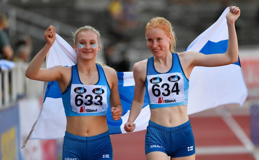 Ronja Koskela, Alisa Virtanen