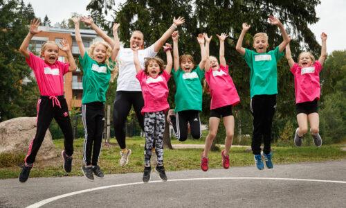 Nestlén ja SUL:n yhteistyö lasten liikuttamiseksi jatkuu – nimikilpailusta konseptille uusi nimi