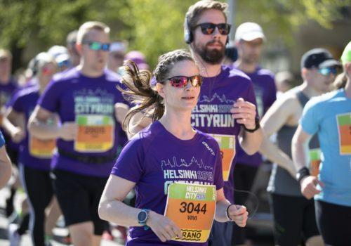 Craftista Helsinki City Running Day -juoksupäivän pääyhteistyökumppani