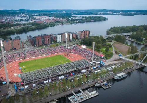 Mastersyleisurheilun EM-kilpailut Tampereelle