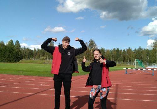 Äänekosken Urheilijat laajensi sporttikerhoja ja koulutti valmentajia