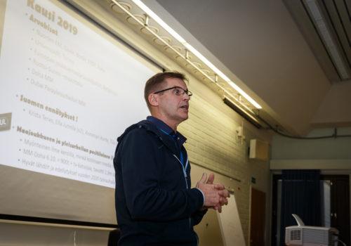 Kick-off Pajulahdessa: Niemi-Nikkola: Näin toimii SUL-valmennus 2020, olympiakesän arvokisaruuhka ykköshaasteena
