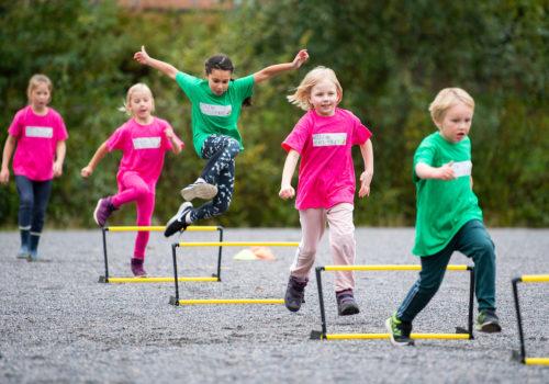 Nestlé for Healthier Kids -kerhot innostavat lisäämään liikuntaa ja kannustavat kasvisten syöntiin