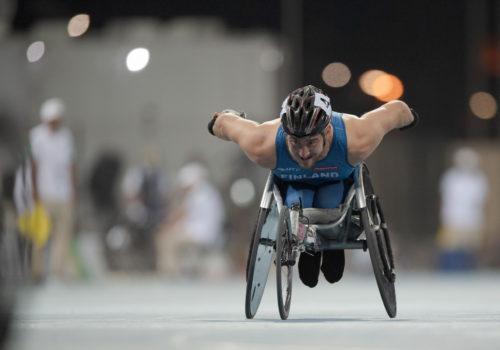 Kiinan Yang Wang yllätti Henry Mannin 400 metrin pronssitaistossa, Tuomas Mannille toinen finaalipaikka