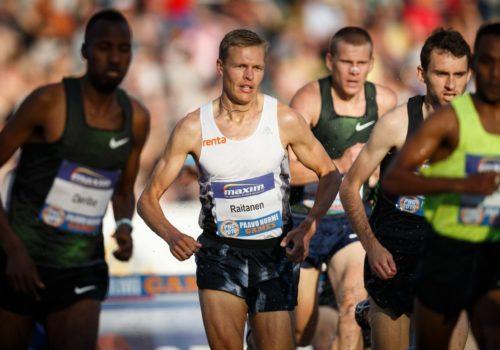 Raitanen ja Partanen valittiin Tokion olympiakisojen joukkueeseen