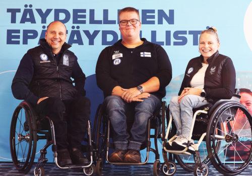 Piispanen, Kotaja, Tähti ja Heikkinen valittiinTokion joukkueeseen