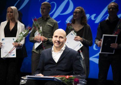 Toni Piispanen palkittiin Vuoden yleisurheilijana